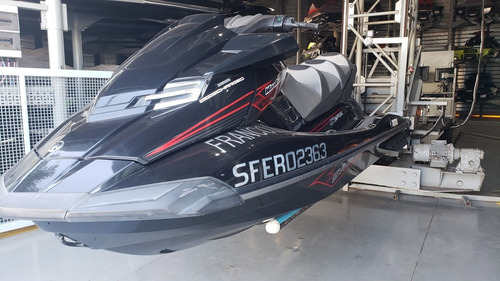 yamaha fx svho sistema ride 2018 80hs impecable moto de agua