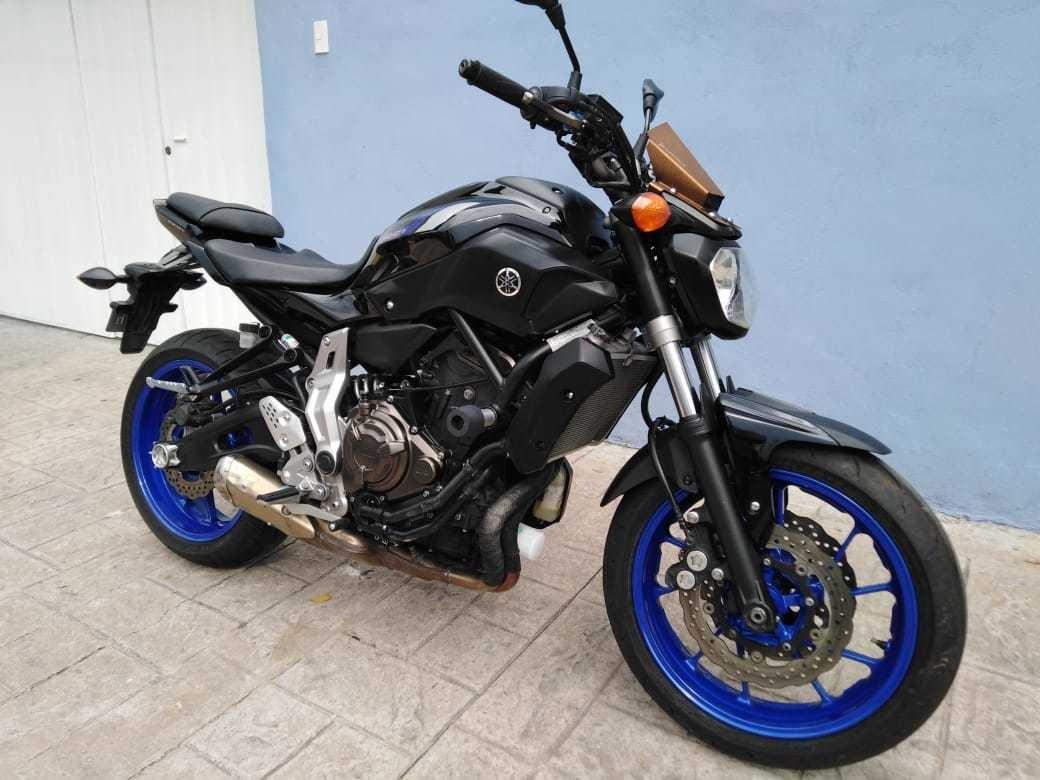 2016 Yamaha FZ-07 For Sale Savannah, GA : 105275