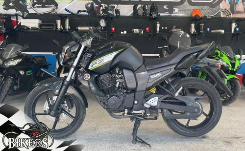 yamaha fz 16 2015, papeles nuevos, recibo moto bikers!!!