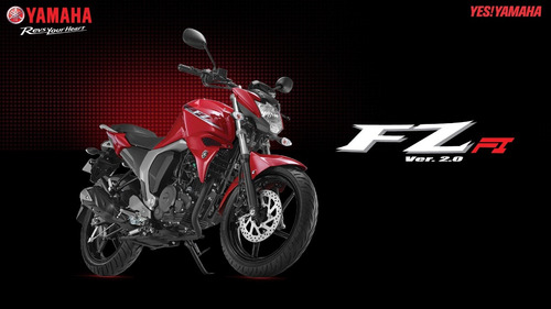 yamaha fz 16 fi 2.0 0km. 100% financ. bb motonautica