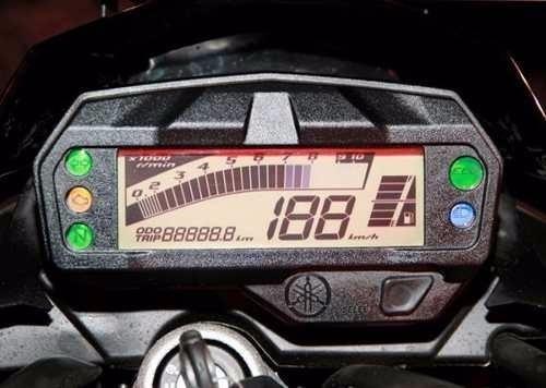 yamaha fz 16 fi s 18ctas$18.532 motoroma tipo fazer 150 fz16