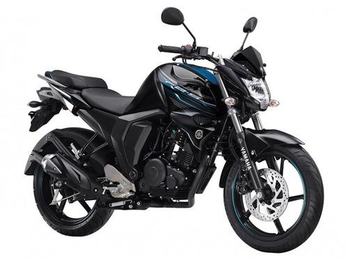 yamaha fz 16 fi s anticipo $25.000 y saldo en 18 cuotas moto
