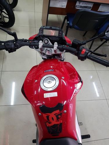 yamaha fz 2.0 li roja permuto financio con dni qr motors