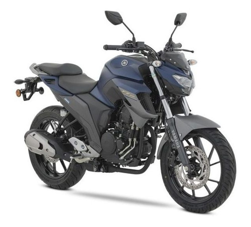 yamaha fz 25 0km 2020 3 años garantia - motos 32