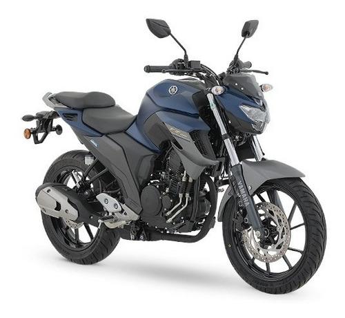 yamaha fz 25 0km azul mate 2020 mg bikes