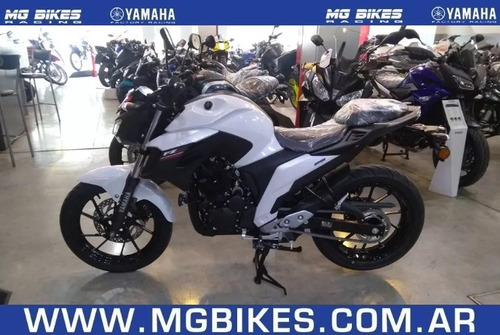 yamaha fz 25 0km blanca mg bikes