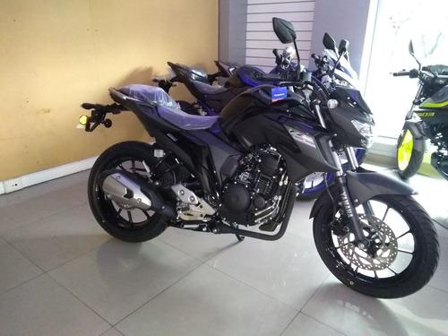 yamaha fz 25 0km negra mg bikes