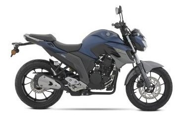 yamaha fz 25 nuevo modelo 0km blanco