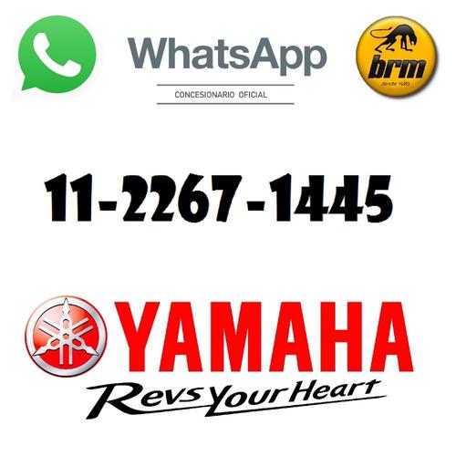 yamaha fz 25 stock disponible en 12 sin interes en brm !!!