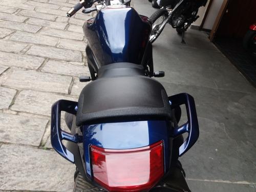 yamaha fz 6 n azul ano 2009
