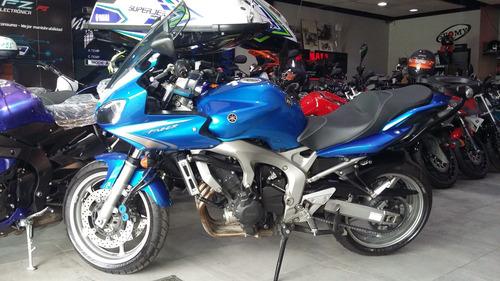 yamaha fz 600 fazer año 2009 excelente !!! - motos m r