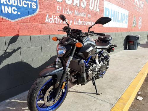 yamaha fz 700 cc naked deportiva
