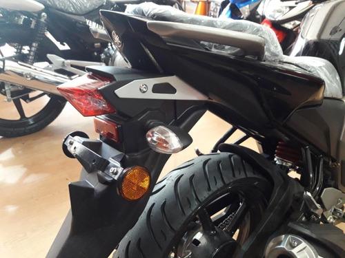 yamaha fz fi 0km color negro ++ palermo bikes