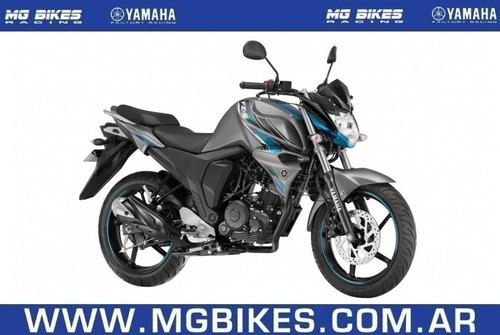 yamaha fz fi 0km  gris mg bikes