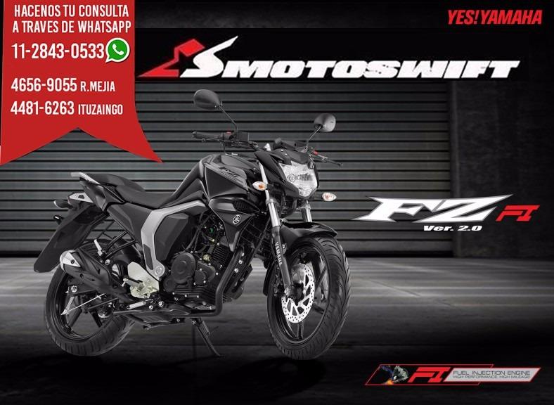 Yamaha Fz Fi 150 2 0 Fz 16 2018 Motoswift 82 800 En