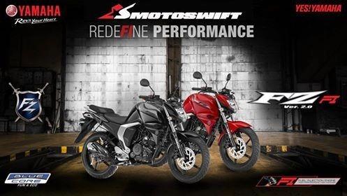 yamaha fz fi 2.0 fz 16 2018 motoswift