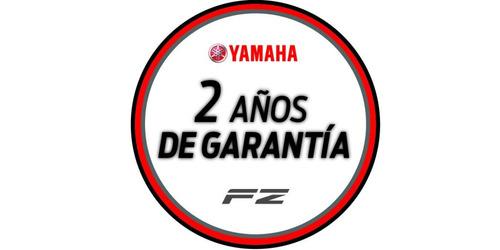 yamaha fz fi 2.0 modelo 2018 2 años de garantia ent. inmedit