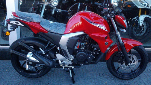 yamaha fz  fi 2017 okm en motolandia consultar contado