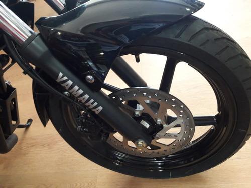 yamaha fz fi negro y rojo no usada 0km  ++ palermo bikes