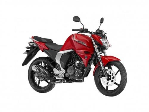 yamaha fz fi nuevo modelo!12 cuotas de $5.000  en ciclofox!