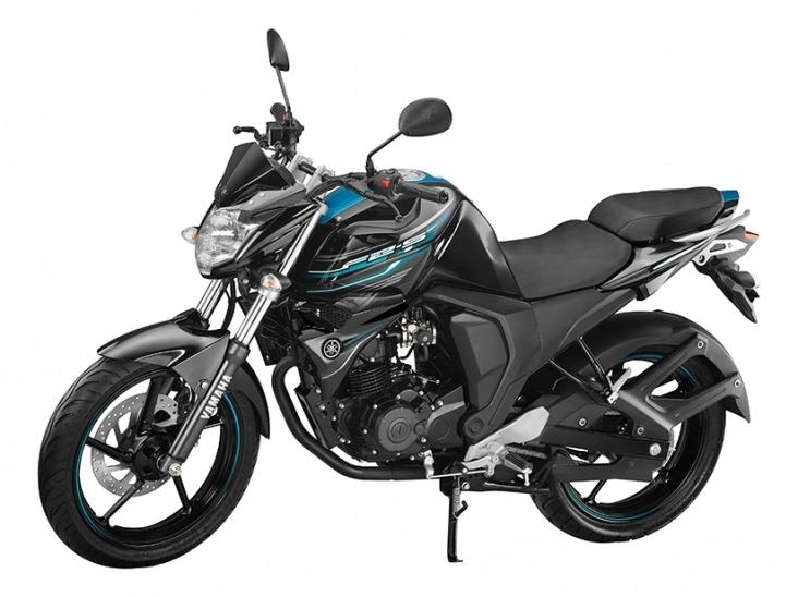 Motor Bikes: Yamaha FZ6 Naked S2