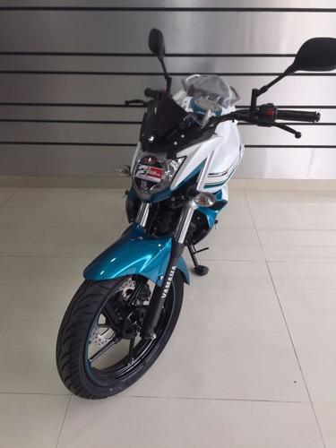 yamaha fz fi s naked fz16 2.0 calle moto nueva bi color