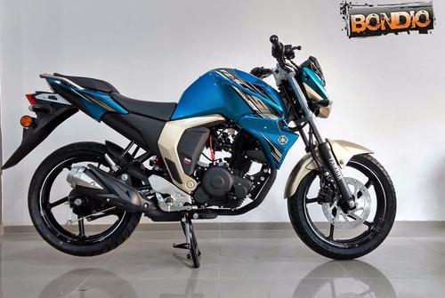 yamaha fz - fi sport - bondio motos