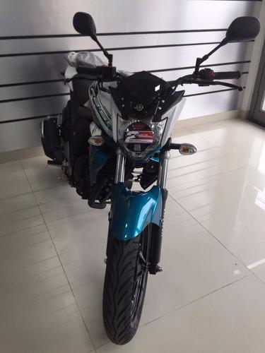 yamaha fz s 2.0 fz-s bicolor 0km 2020 999 motos