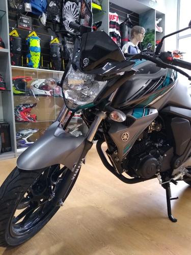 yamaha fz s d nuevo modelo 2020 0km ++ palermo bikes