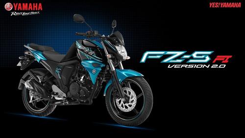 yamaha fz s fi 160 cc injección - 0 km - blanca - expomoto