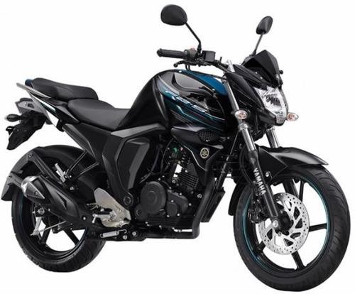 yamaha fz s fi fz16 bicolor calle naked dompa motos
