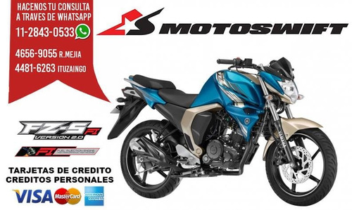 yamaha fz s fi s 2.0 0km  2018 motoswift