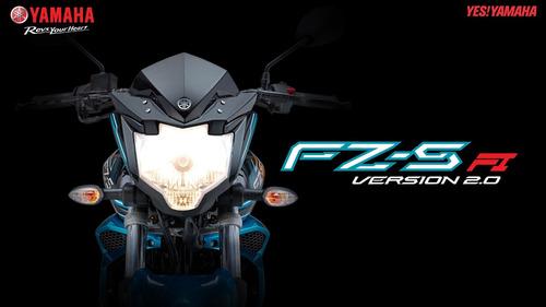 yamaha fz s fi versión 2.0