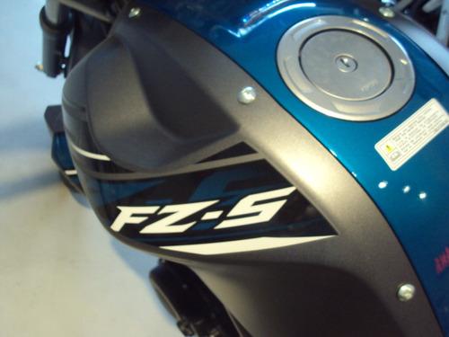 yamaha fz s fi  x-treme racing - noviembre