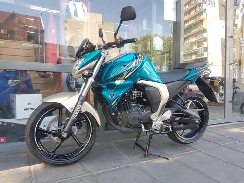 yamaha fz-s fz 16 financio permuto qr motors