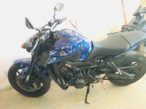 yamaha fz09 2016 850cc