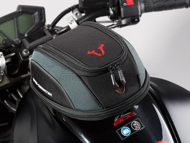 yamaha fz09 micro maleta de tanque sistema anillo quick lock