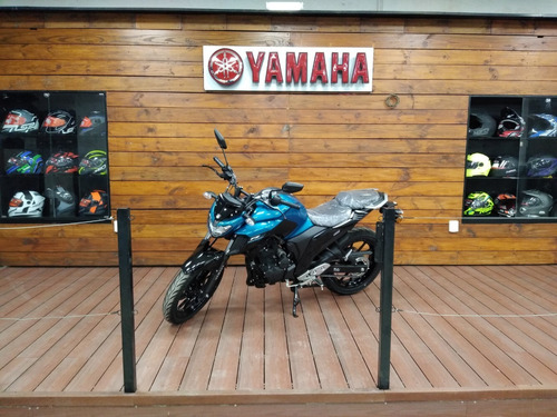 yamaha fz25  0km 2018 recibo permutas