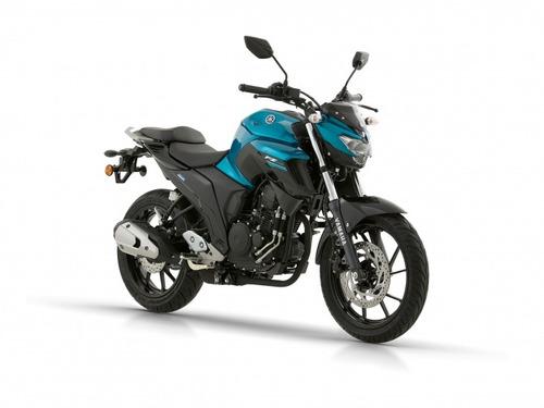 yamaha fz25 18 cuotas de $15100 oeste motos