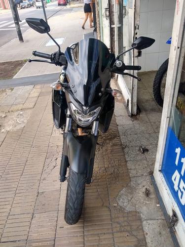 yamaha fz25 2018 negra  alfamotos 1127622372 tomo motos