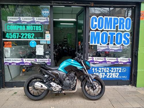 yamaha fz25 250 2019 verde alfamotos 1127622372 tomo motos