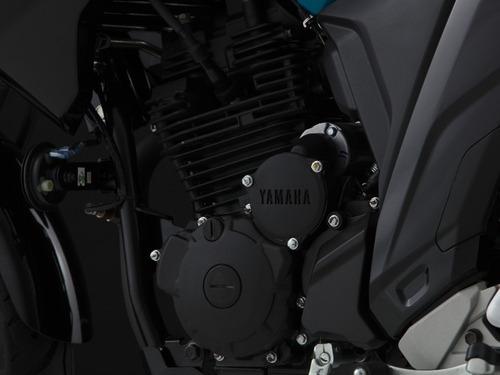 yamaha fz25 250cc 2020 financia en 60 cuotas delcar motos