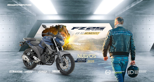 yamaha fz25 moto