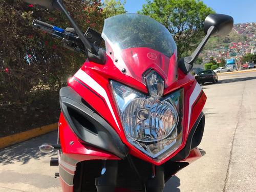 yamaha fz6r 600cc modelo 2010.... hazla tuya !!!!