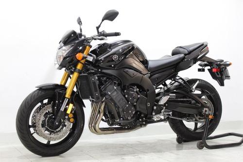 yamaha fz8 fazer 800 2011 preta