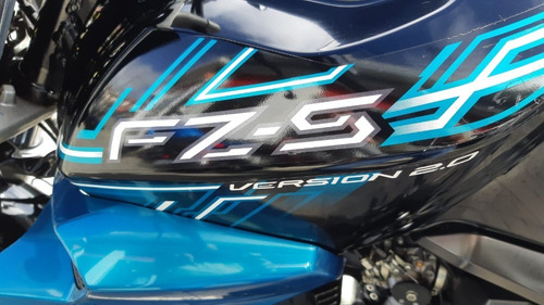 yamaha fzs 150 - usada exclusiva - permutas - financiacion