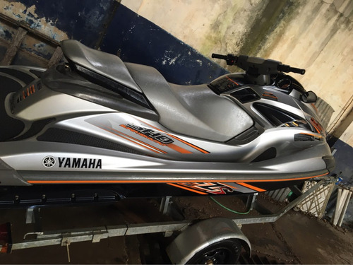 yamaha fzs 1800 turbo