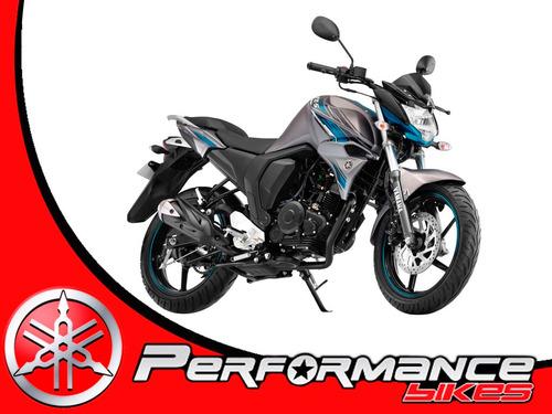 yamaha fzs fi nuevo modelo  inyeccion performance bikes