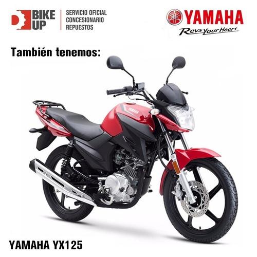 yamaha fzs - tomamos tu usada - gest emp gratis - bike up