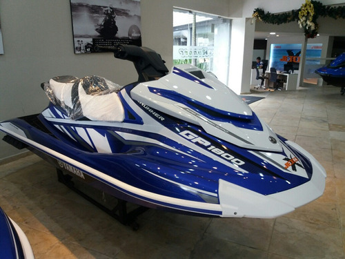 yamaha gp 1800 ano 2018 azul racing turbo 300 hp 1800cc svho